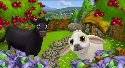 Celtic LE - FarmVille 2
