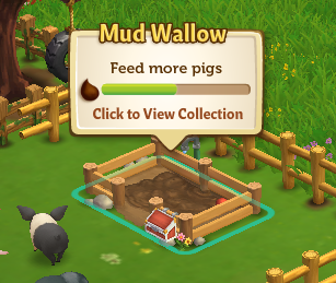 Mud Wallow - FarmVille 2