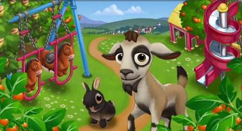 Be a Kid Again! - FarmVille 2