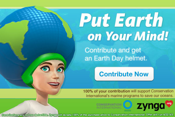 Put Earth on Your Mind!
