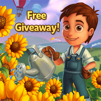 Giveaway - FarmVille 2