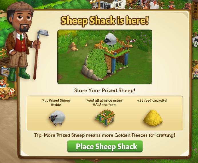 Sheep Shack - MOTD