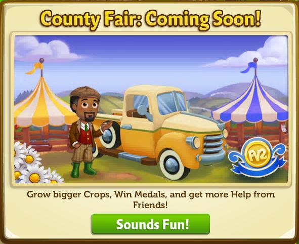 County Fair - Coming Soon