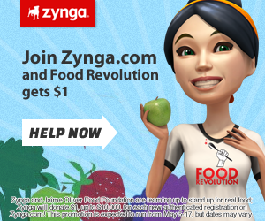 It's a zFood revolution!
