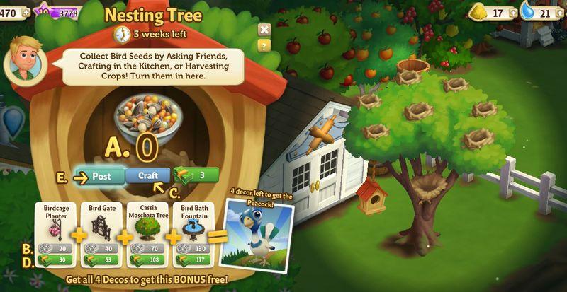 Nesting Tree Menu 2