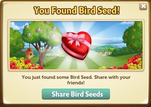 Bird Seed Share