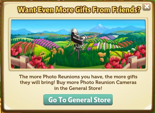 Photo Reunion - FarmVille 2