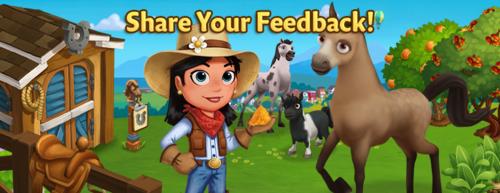 The Horse Stable Survey Farmville 2