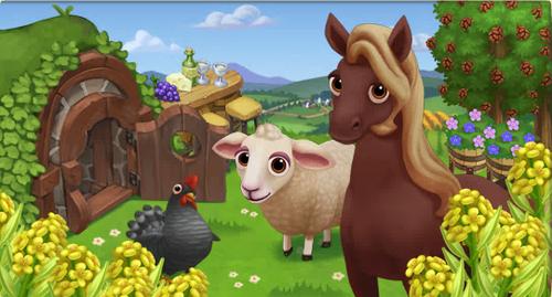 Napa Experience - FarmVille 2