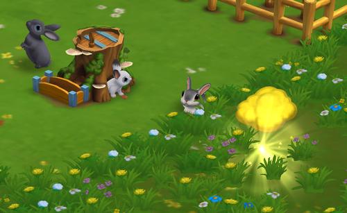 Rabbit Warren - FarmVille 2