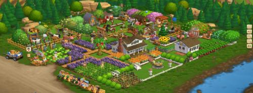 Farm of the week winner 7 8 13 farmville 2 for Farmville 2 decorations