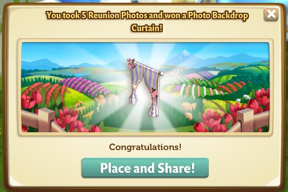 Photo Reunion - Congratulations