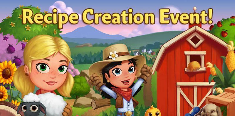 Recipe Event Banner