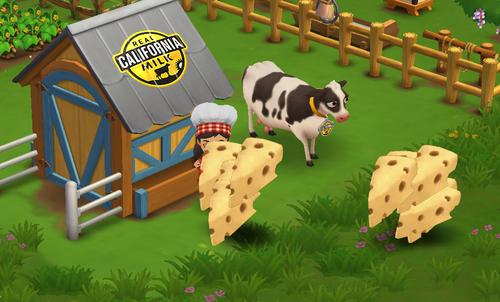 Cow Barn - FarmVille 2