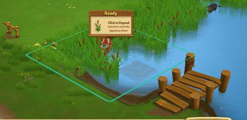 Appaloosa River Expansion - FarmVille 2