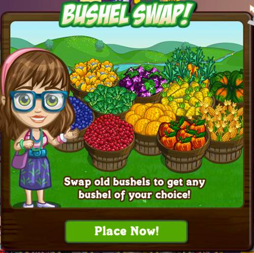 Bushel Swap