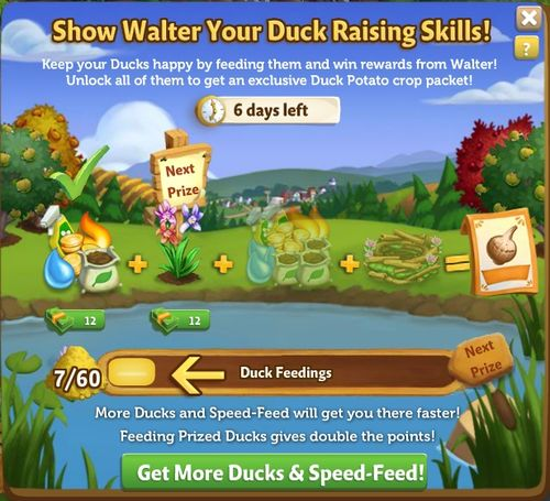 Duck Horn - FarmVille 2
