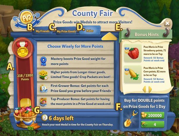 County Fair Guide! - FarmVille 2