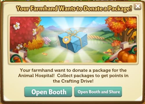 Crafting Drive - FarmVille 2