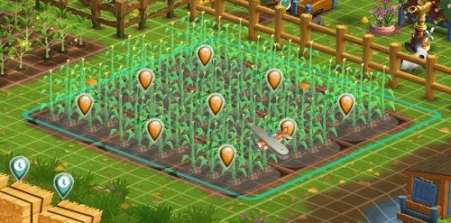 Fertilizer Plane - FarmVille 2
