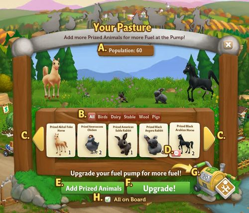 The Pasture - FarmVille 2