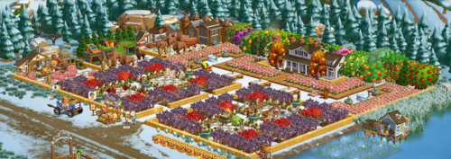 Farm of the Week - FarmVille 2
