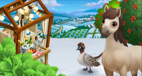 New Year's Farm - FarmVille 2