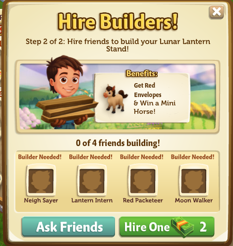 101 Hire Lunar Builders