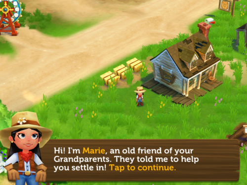 Marie: Country Escape