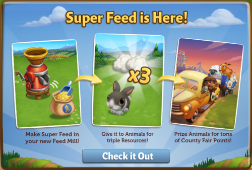 Super Feed Is Here!
