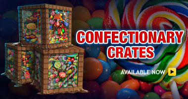 Confectionary Crates