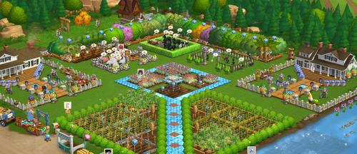 Kathie lightfoot 39 s farm of the week farmville 2 for Farmville 2 decorations