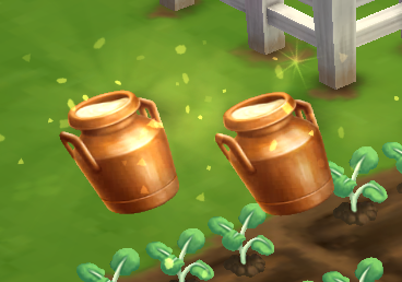 Winter Cream Separator - FarmVille 2
