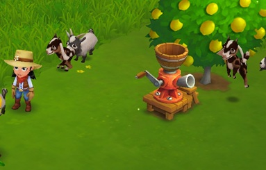 Feed Mill - FarmVille 2