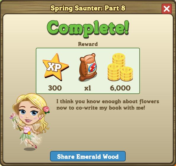 SpringSaunter18
