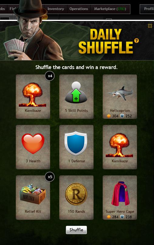 Shuffle1