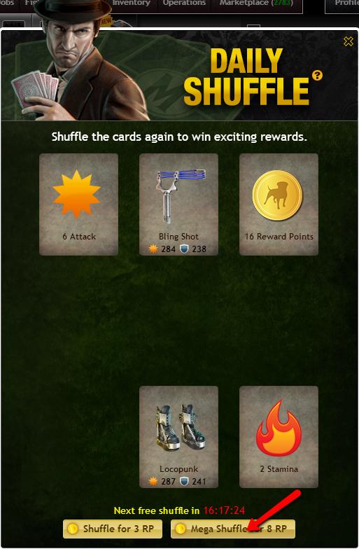 Shuffle4