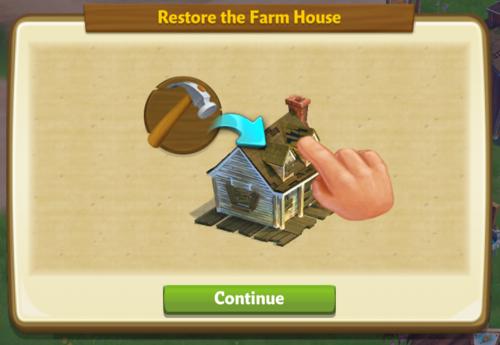 Restore Farm House