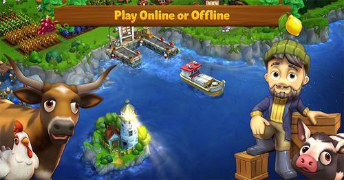 Play Online or Offline