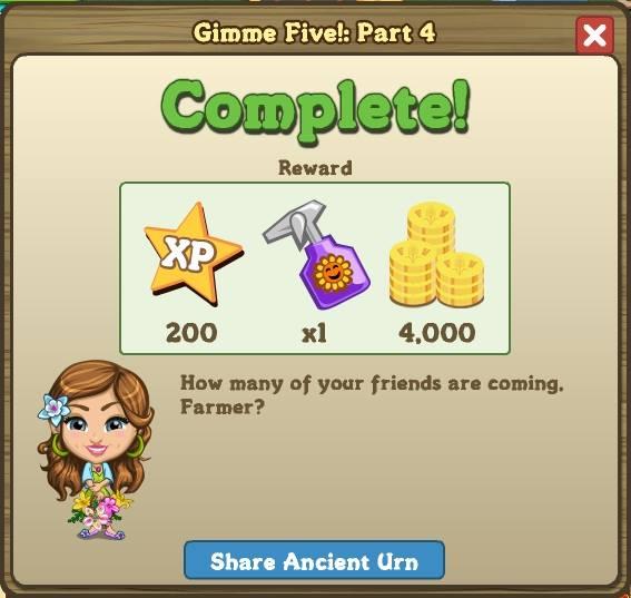 GimmeFive9