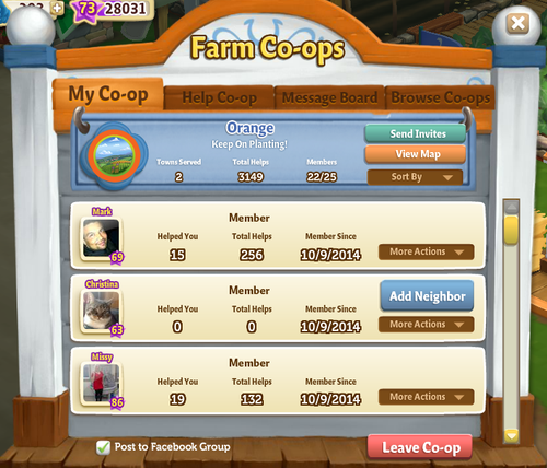 MFC My Coop