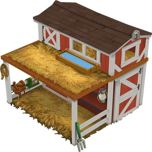 Animal Barn 1