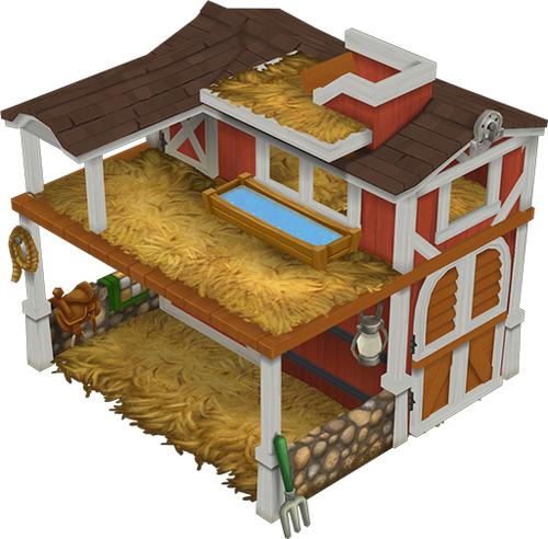 Animal Barn 3
