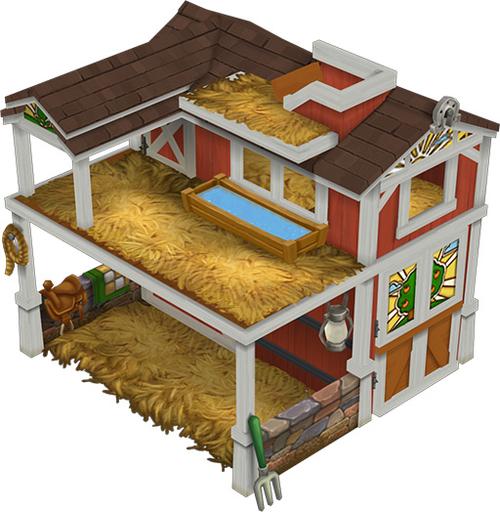Animal Barn 5