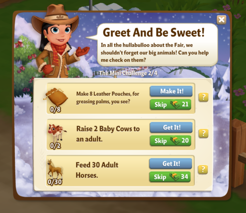 Mini Cow Corral - FarmVille 2