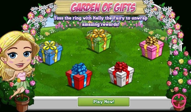 Garden of Gifts Pop Up