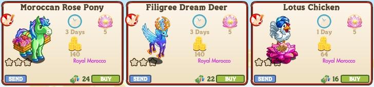 LE Royal Morocco Animals 1