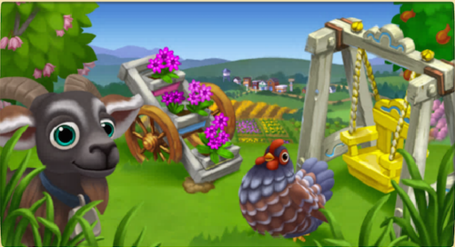 How about a tuft of Candytufts LE - FarmVille 2