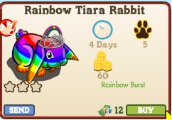 Animals2 Rainbow Burst
