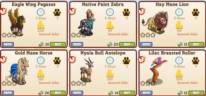 Animals1 Savannah